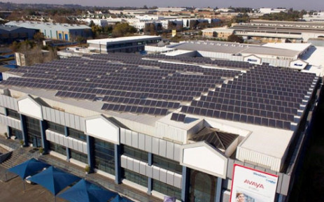 FILE: JinkoSolar, a global heavyweight in the solar power industry, has opened its R80 million factory in Cape Town. Picture: Supplied.