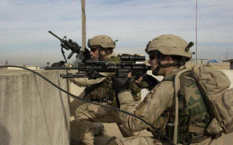 US Special Forces. Source: Commons Wikipedia