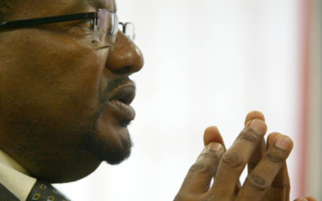 Former head of the National Prosecuting Authority Vusi Pikoli. Picture: Werner Beukes/SAPA