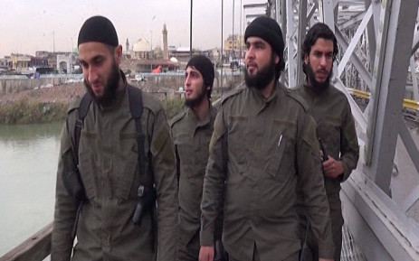 FILE: A screengrab from CNN's report on the inner workings of the militant group Isis. Picture: CNN