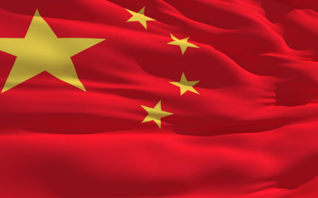 Chinese flag: Picture: Wikicommons.