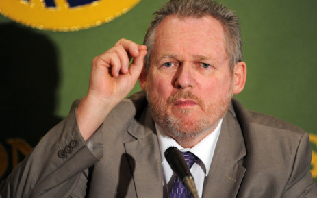 Trade and Industry Minister Rob Davies. Picture: AFP/Toshifumi Kitamura.
