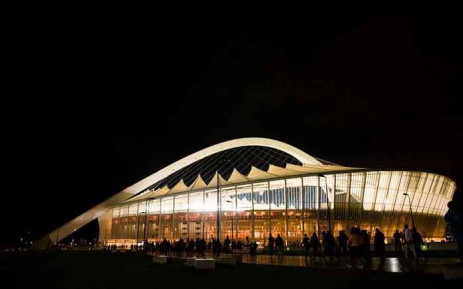 A general view of Moses Mabhida Stadium in Durban. Picture: @mmstadium/Facebook.com.
