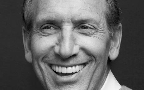 Howard Schultz. Picture: Howardschultz/Facebook