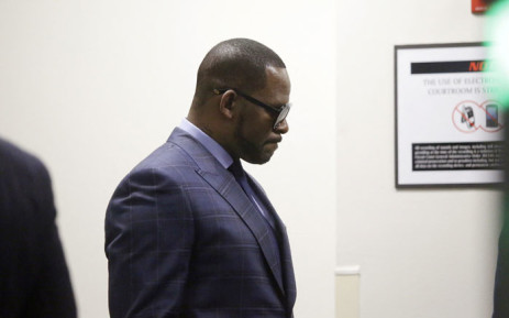 FILE: In this file photo taken on 6 March 2019, music artist R. Kelly arrives at the Circuit Court of Cook County, Domestic Relations Division in Chicago, Illinois. Picture: JOSHUA LOTT/AFP