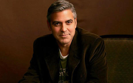 George Clooney. Picture: AFP.