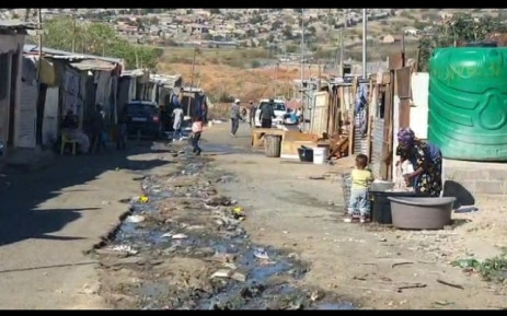Alexandra residents say they won't vote in the upcoming local government elections after City Power removed illegal electricity connections in the area. Picture: Dominic Majola/Eyewitness News.