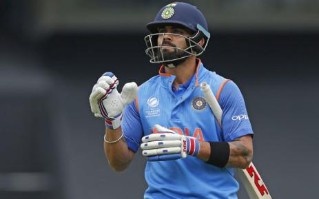 India's Virat Kohli. Picture: AFP