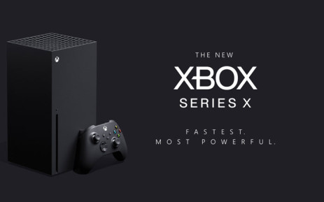 The Xbox Series X. Picture: @Xbox/Twitter