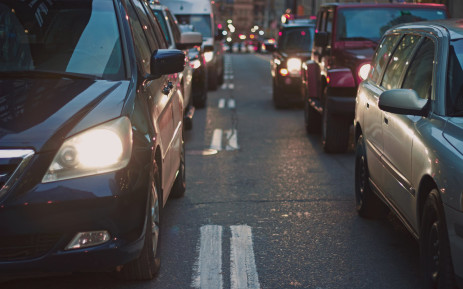 Bumper-to-bumper traffic. Image: Pexels
