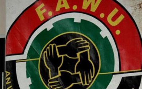 Food and Allied Workers Union logo. Picture: Facebook