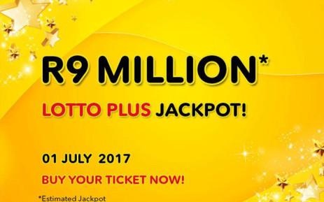 Lotto results: Saturday 1 July 2017
