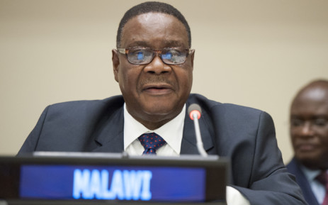 Malawian President Peter Mutharika. Picture: United National Photos.