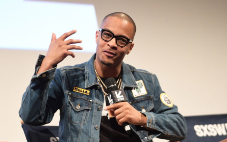 """FILE: US rapper T.I., whose real name is Clifford Harris, attends the """"Rapture"""" Premiere 2018 SXSW Conference and Festivals at Paramount Theatre on 17 March 2018 in Austin, Texas. Picture: AFP"""