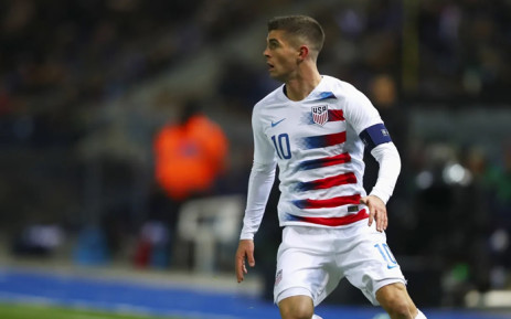 FILE: Christian Pulisic. Picture: www.chelseafc.com.