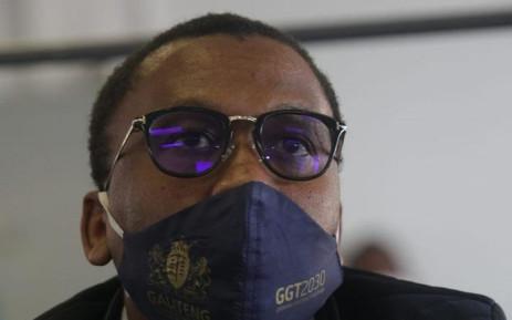 FILE: Former Gauteng Health MEC Bandile Masuku. Picture: Kayleen Morgan/Eyewitness News.