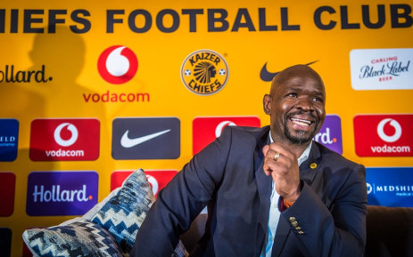 Kaizer Chiefs coach Steve Khompela. Picture: Twitter/@KaizerChiefs