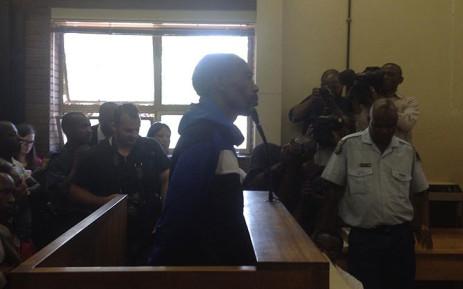 FILE: Thamsanqa Twala was arrested in Katlehong on Monday. Picture: Thando Kubheka/EWN.