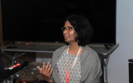 International Labour Organisation's head of employment and labour markets Sukti Dasgupta. Picture: Supplied