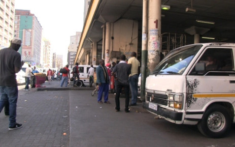 FILE: The National Taxi Alliance says it is feeling the pinch following the latest fuel price hike. Picture: Vumani Mkhize/EWN