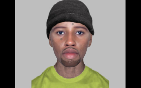 Police released an identikit of a man who raped an 11-year-old girl in the Northern Cape. Picture: @SAPoliceService/Twitter