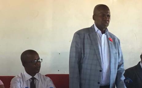 FILE: North West Education MEC Sello Lehari. Picture: Robinson Nqola/EWN