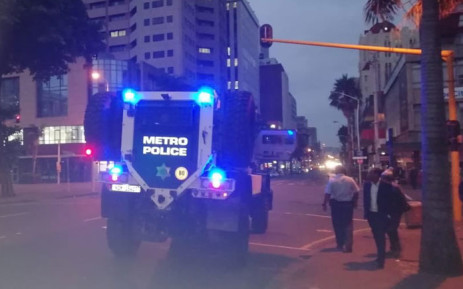 Police deployed in numbers in Durban ahead of start of