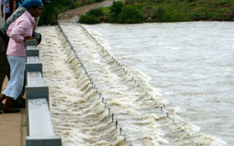 FILE: The Vaal Dam. Picture: Sha Redfern/iWitness