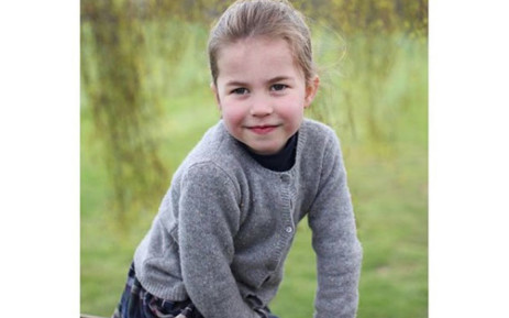 Princess Charlotte. Picture: @kensingtonroyal/instagram.com