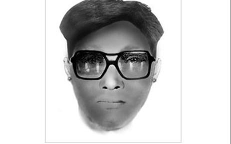 A police sketch of the woman who allegedly took the baby.