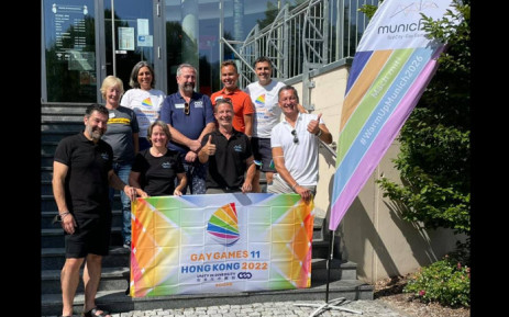 Hong Kong beat more than a dozen other cities for the chance to host the Gay Games in November 2022, the first time an Asian city has been chosen. Picture: Gay Games/Facebook.