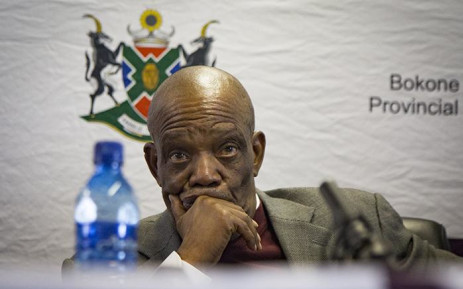 Mokgoro concedes NW Sopa never mentioned approval of airport development, Newsline