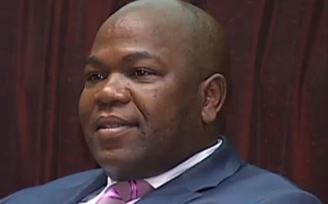 FILE: Former National Director of Public Prosecutions (NDPP) Mxolisi Nxasana. Picture: YouTube screengrab.