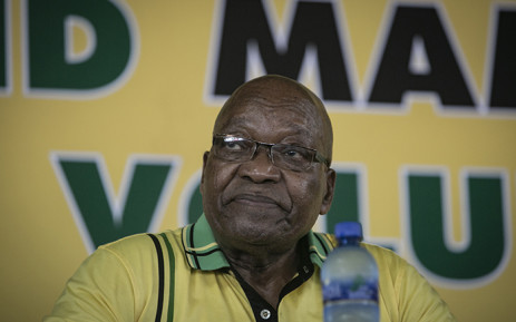 FILE: Former President Jacob Zuma at Ohlange Institute Rally in Inanda during the ANC's January 8th celebrations on 8 January 2018. Picture: Sethembiso Zulu/Eyewitness News.