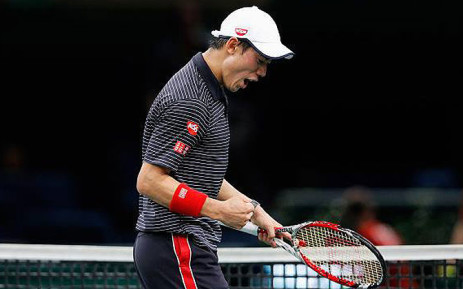 Japanese tennis star Kei Nishikori. Picture: @keinishikori/Facebook