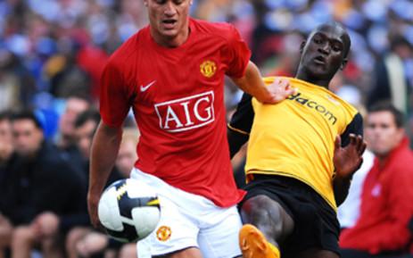 Manchester United. Picture: SAPA