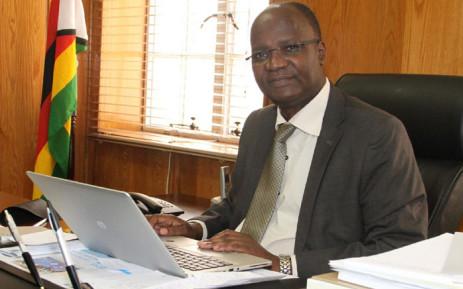 FILE: Exiled Zimbabwe Cabinet minister Jonathan Moyo. Picture: @ProfJNMoyo via Twitter