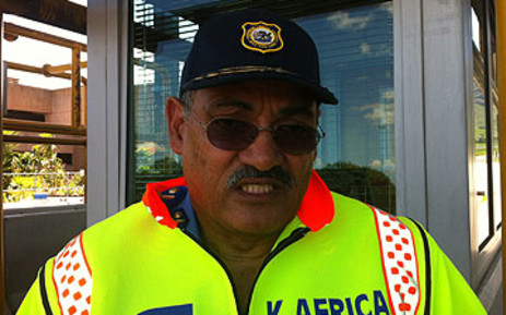 Western CapeTraffic Chief Kenny Africa. Picture: EWN