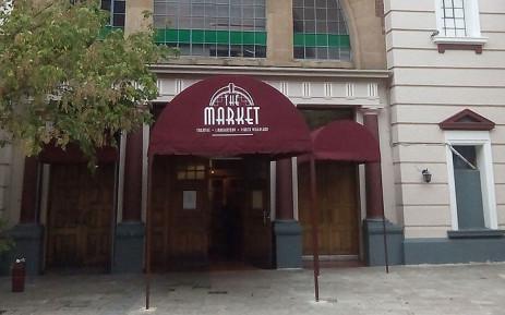 The Market Theatre in Johannesburg. Picture: Wikimedia Commons/Bobbyshabangu.