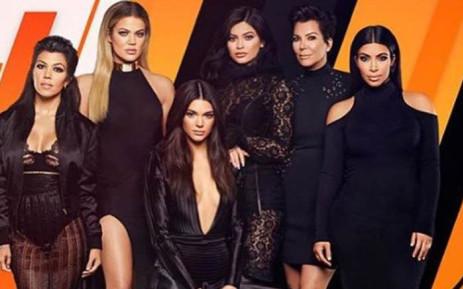 FILE: The Kardashian family. Picture: Instagram/@krisjenner