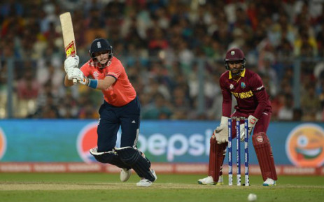 FILE: England vs West Indies in the final of the sixth World Twenty20. Picture: @ICC.