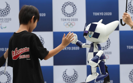 Robolympics: Mascots and javelin carriers: Tokyo adds robots to Olympic roster