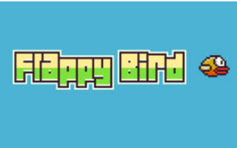 Flappy Bird caused a sensation after rising out of obscurity becoming one of the most downloaded mobile games.  Picture: Facebook.com.