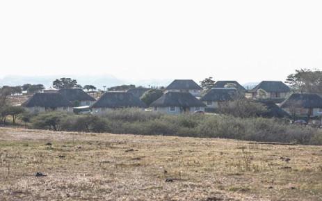 A general view of former President Jacob Zuma's Nkandla homestead in KwaZulu-Natal on 22 July 2021. Picture: Abigail Javier/Eyewitness News