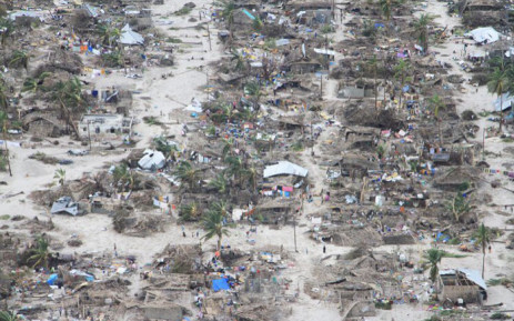 The destruction wrought by Cyclone Kenneth. Picture: @UNOCHA_ROSEA/Twitter