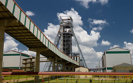 FILE: Harmony Gold's Doornkop shaft. Picture: Harmony Gold
