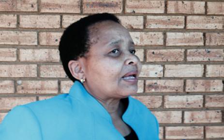 Minister for Women, Children and People with Disabilities Lulu Xingwana. Picture: Sebabatso Mosamo/EWN.
