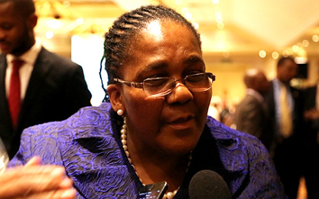 FILE. Cosatu has warned Transport Minister Dipuo Peters not to isolate the Gauteng premier over a decision to have e-tolling reviewed. Picture: EWN