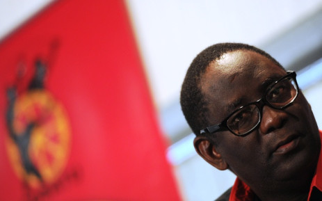 FILE. Zwelinzima Vavi says affiliates agreed to postpone a decision on Numsa's expulsion to reflect on reports. Picture: Sapa.