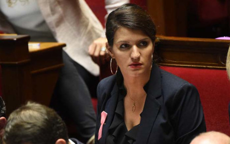 French Junior Minister in charge of Equality between men and women Marlene Schiappa. Picture: @gouvernementFR/Twitter.